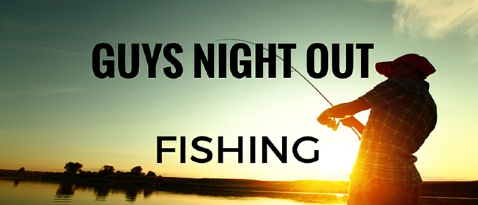 Guys Night Out - Fishing with Kids!