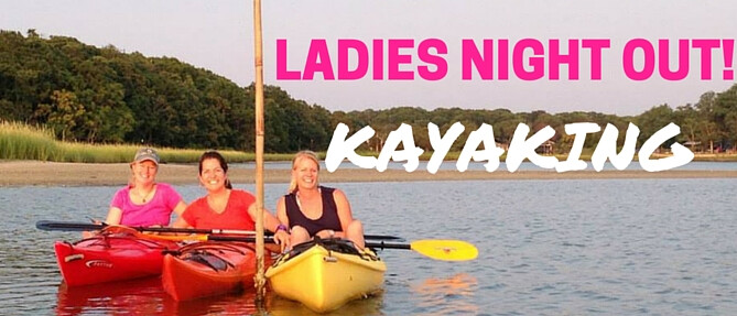Ladies Night Out - Paddle! - Aug 29 2019 6:00 PM