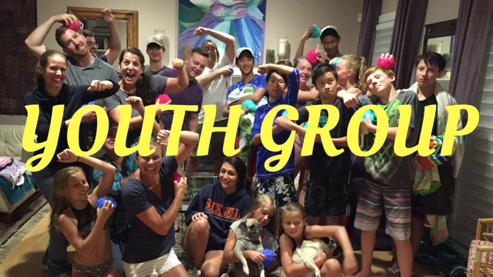 Youth Group -  Water Balloon Capture the Flag AND Kiddie Pool Kickball