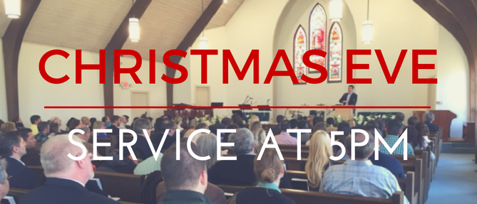 Christmas Eve Service - Yearly on Dec 24 5:00 PM