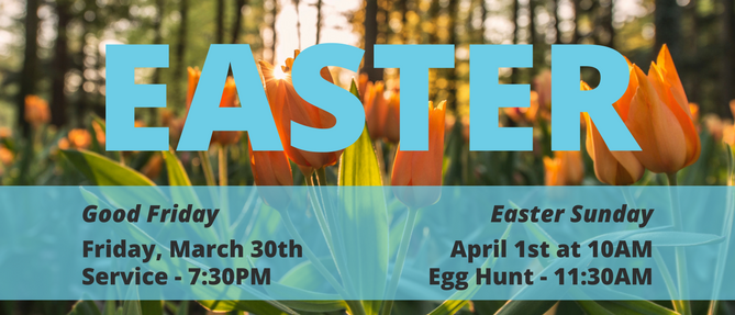 Easter - Apr 1 2018 10:00 AM