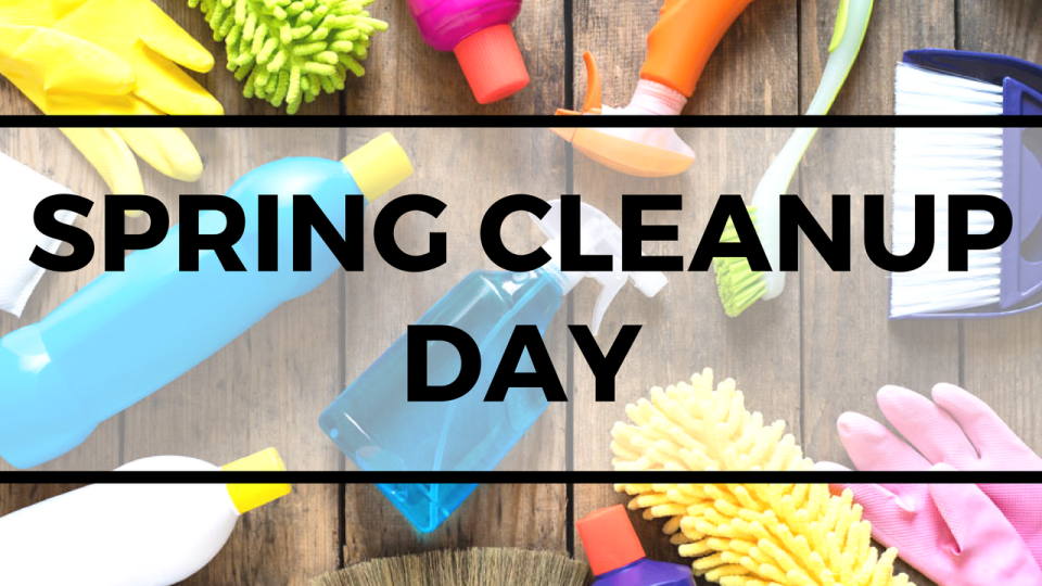 Annual Spring Cleanup Day