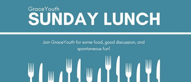 Youth Lunch - Jun 10 2018 12:00 PM