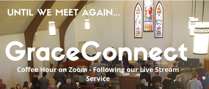 GraceConnect - Sundays 11:00 AM