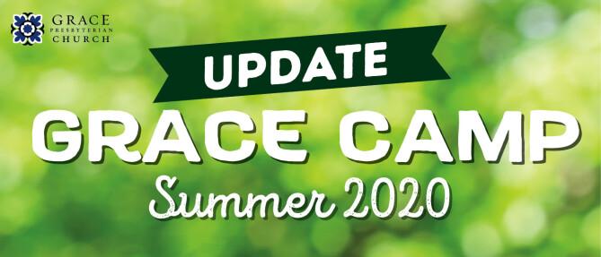 GraceCamp Update