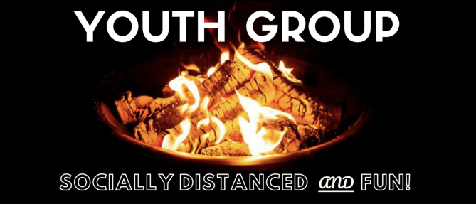 Youth Group at Grace Church - Wednesdays 7:00 PM