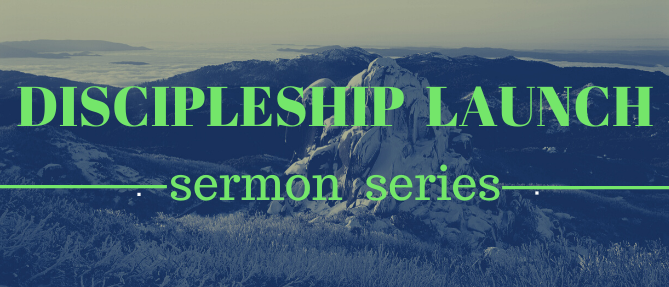 Discipleship Launch