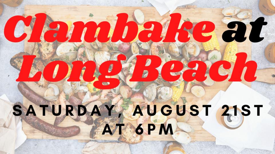 Clambake at Long Beach